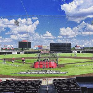 Gran Prairie Airhogs baseball stadium